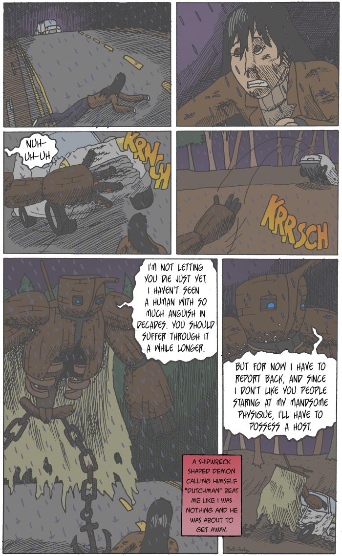 crushing guilt pg 13