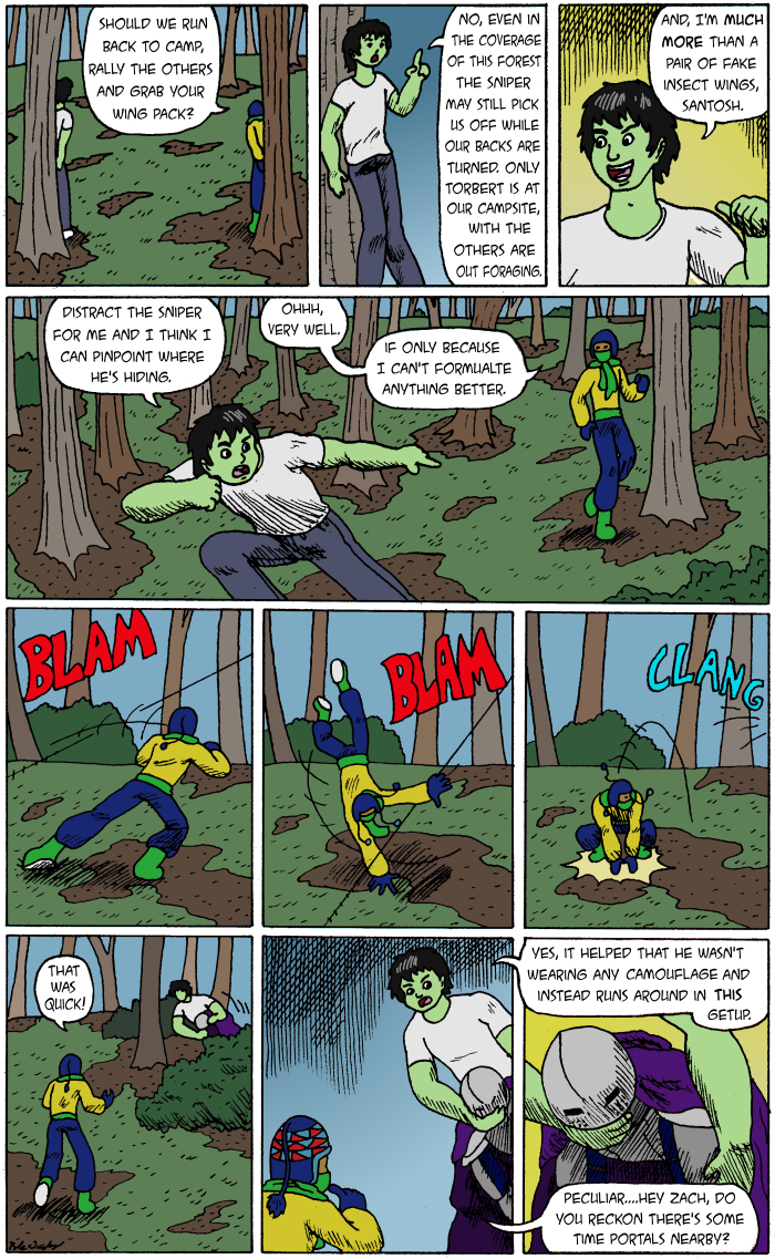 Interception pg 10