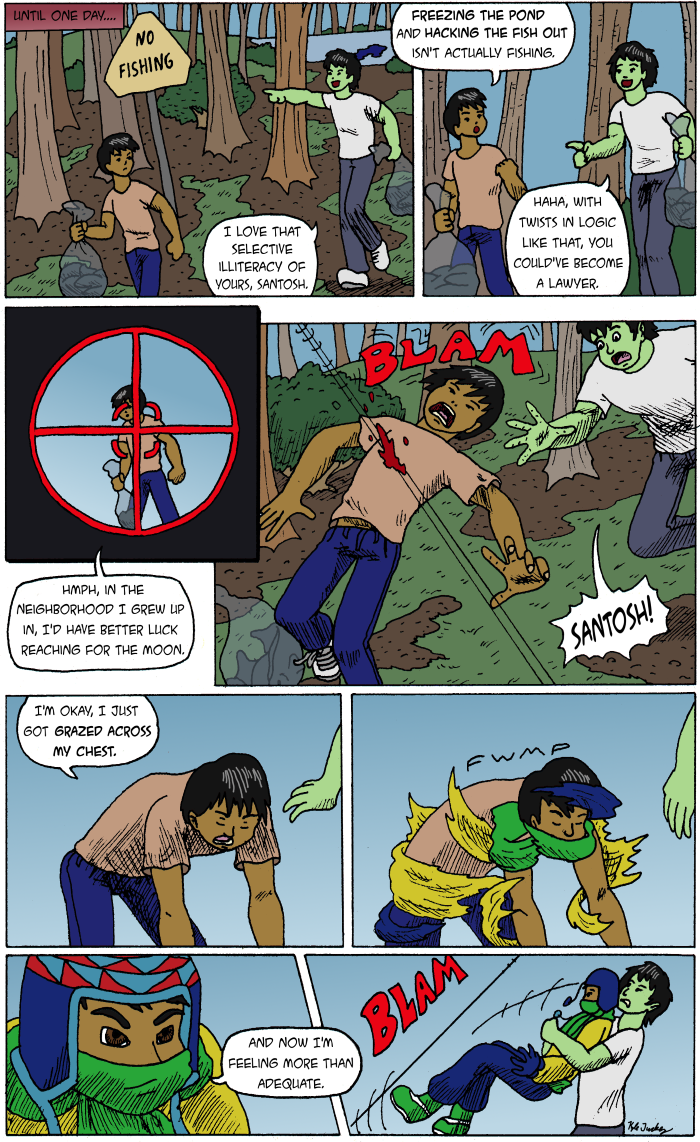 Interception pg 9