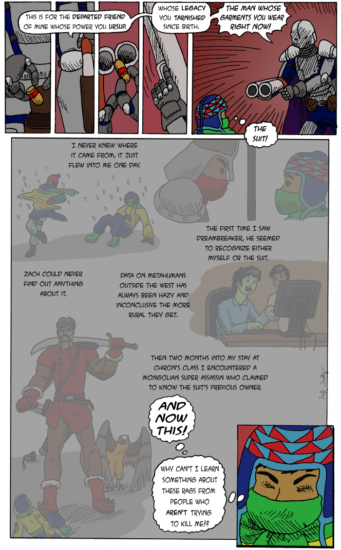 Interception pg 19