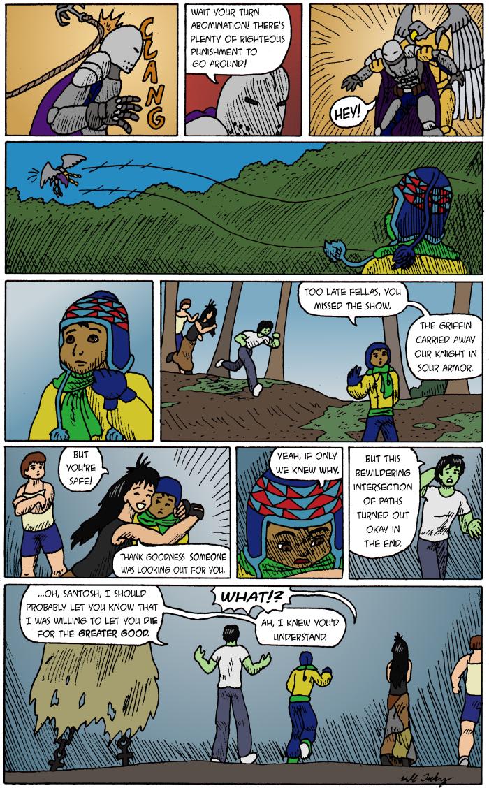 Interception pg 21