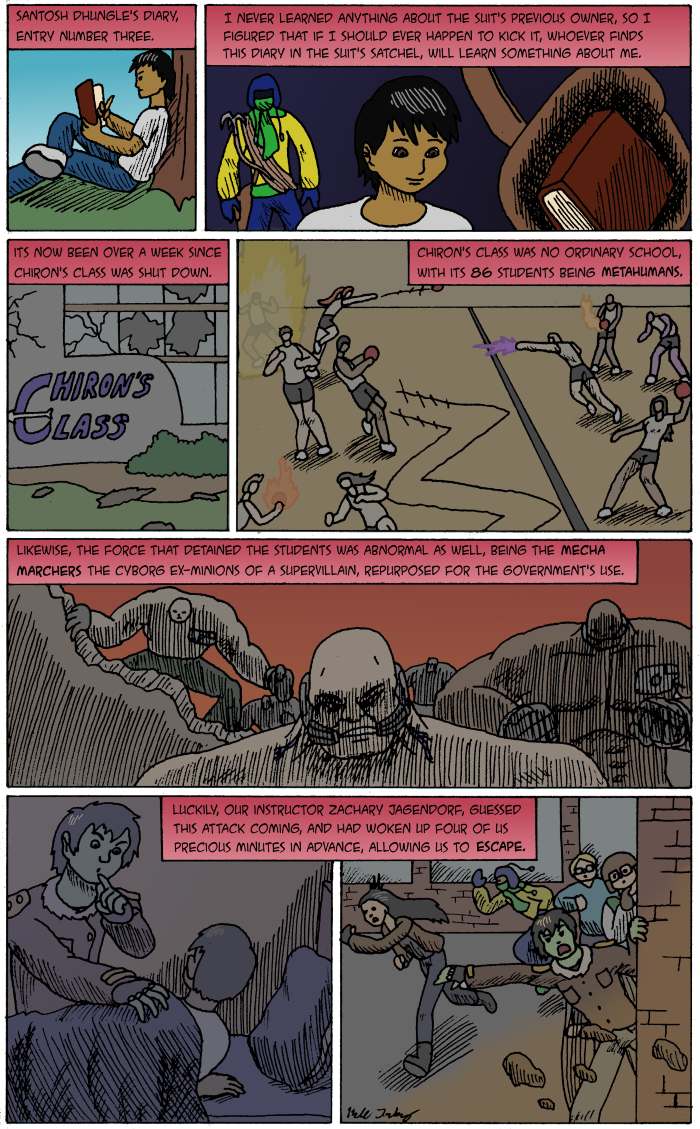 Daily Grind pg 1