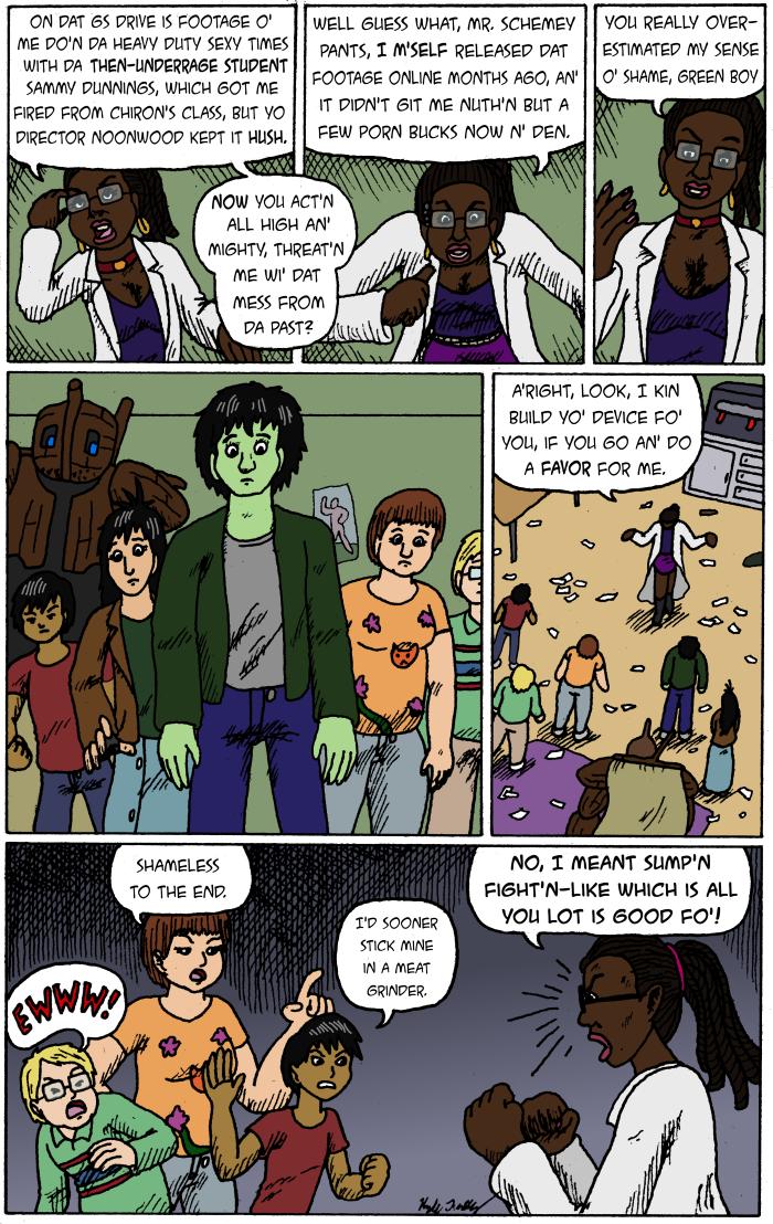 Black Science pg 5