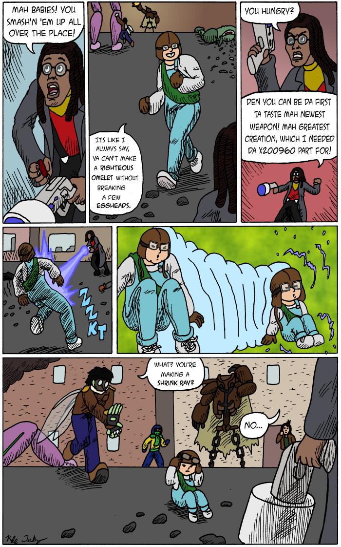 Black Science pg 11