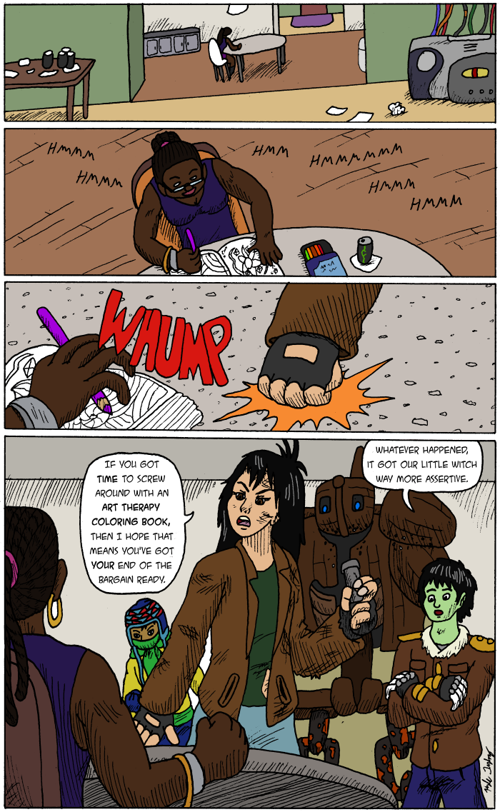 Black Science pg 22